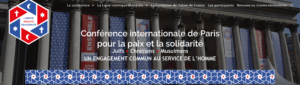 INTERNATIONAL CONFERENCE FOR PEACE AND SOLIDARITY WEBSITE