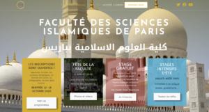 PARIS UNIVERSITY OF ISLAMOLOGY