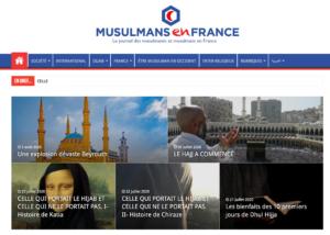 MUSULMANS EN FRANCE WEBMAGAZINE
